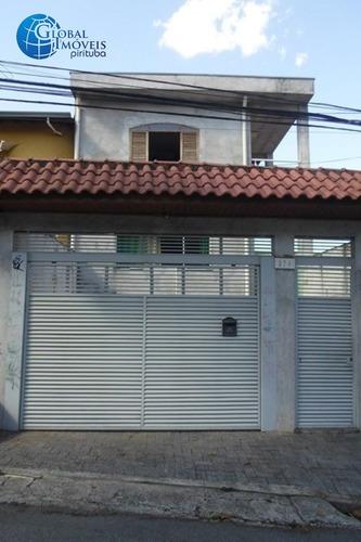 Venda Sobrado São Paulo Vila Bonilha - S107
