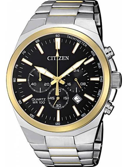 Relógio Citizen Masculino Tz31105d An8174-58e Nf E Garantia
