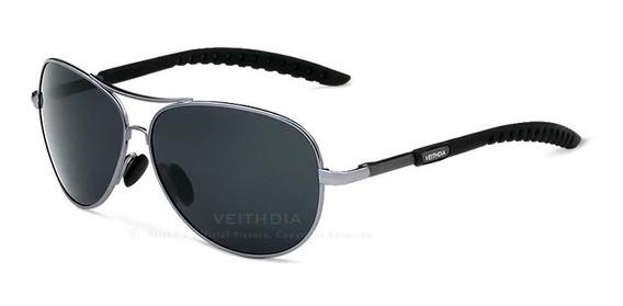 Óculos Sol Polarizado Esportivo Veithdia Original Uv400