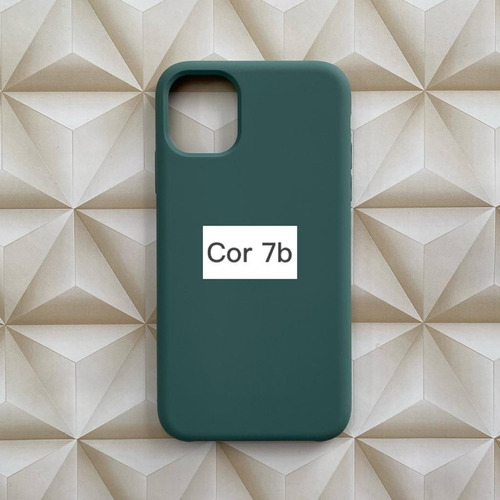 Capa Capinha Silicone Compatível  iPhone 11 / 11 Pro / Max