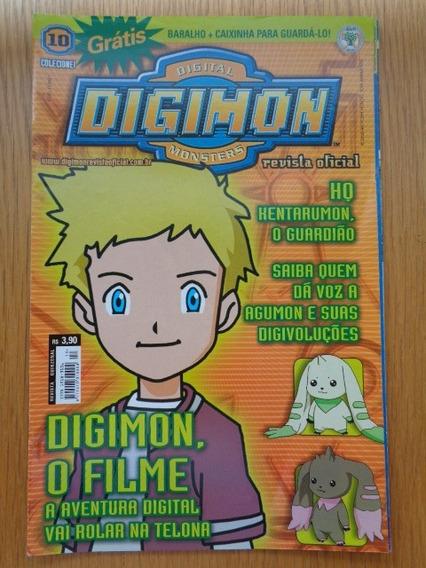 Revista Oficial Digimon #10