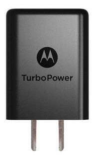 Cargador Motorola Turbo Power Usb 3a Carga Rapida