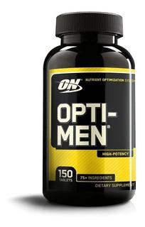 Opti-men By Optimum Nutrition 150 Tabs