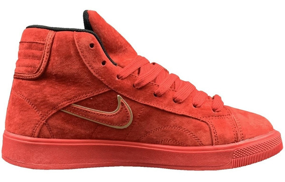 Tenis Nuevos Nike Air Jordan 1 Aj1 Rojos Originales