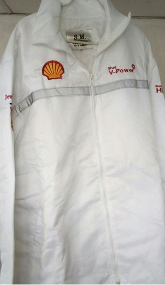 Casaco Shell Branco
