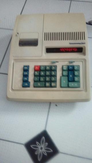 Calculadora Burroughs C200 Funcionando