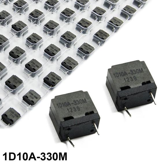 Kit 45 Indutores Fixo Amplificador Áudio Classe D 1d10a-330m