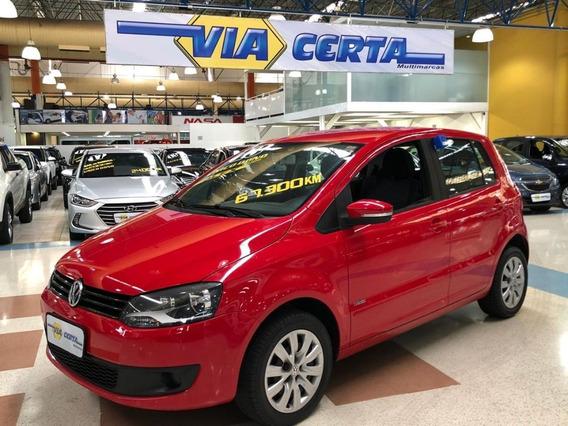 Volkswagen Fox 1.0 Trend 8v Flex * Faz Sem Entrada *