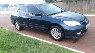 Honda Civic 1.7 Lx Aut. 4p