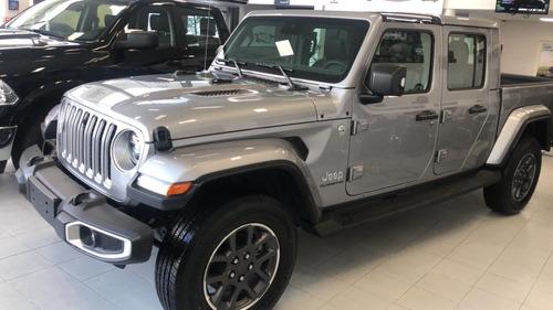 Jeep Gladiator Overland En Stock Fisico Entrega Inmediata