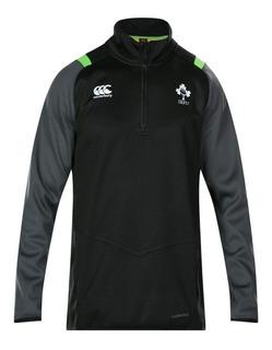 Buzo Canterbury Irlanda Irfu Thermoreg 1/4 Zip Rugby Top