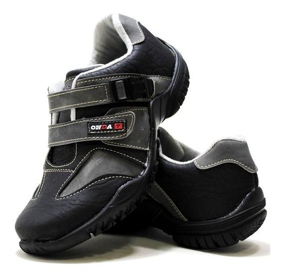 Sapato Masculino Barato Para Trabalhar Motorista Conforto