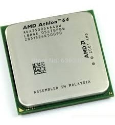 Processador Amd Athlon 64 3500 2.2ghz Am2 Carta