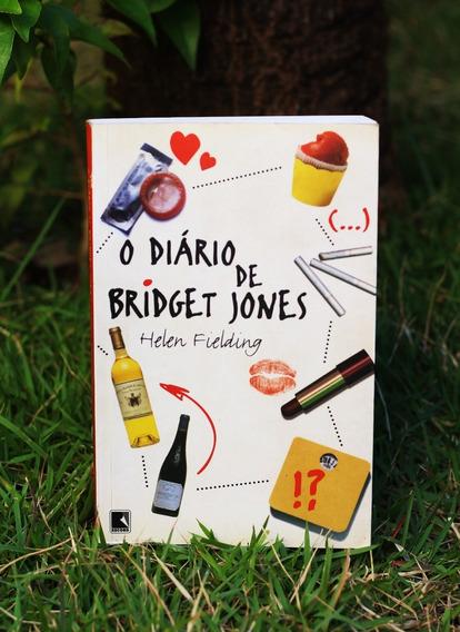 Livro O Diário De Bridget Jones - Helen Fielding