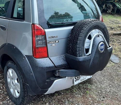 Fiat Idea 1.8 Adventure Alarma 2008
