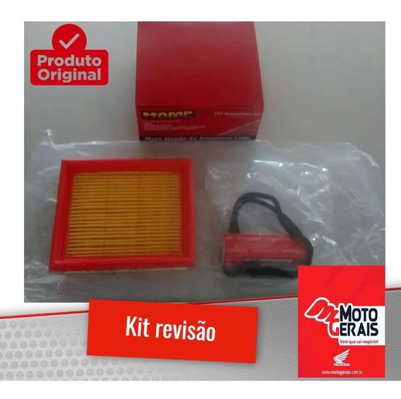 Kit Revisão Fan125+junta+oleo