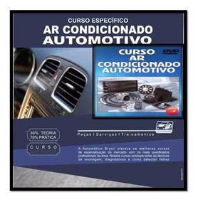 Curso 10 Dvds Ar Condicionado Automotivo + Brindes A74