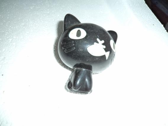Gato Mio Pucca Mc Donalds Com Seu Peixinho Usado R.072