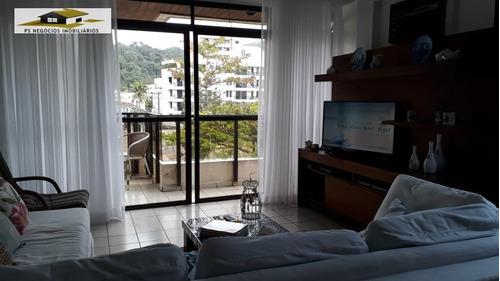 Imagem 1 de 20 de Apartamento A Venda No Bairro Jardim São Miguel Em Guarujá - Ap352-1
