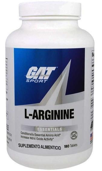 Gat, L-arginina, 180 Tabletas
