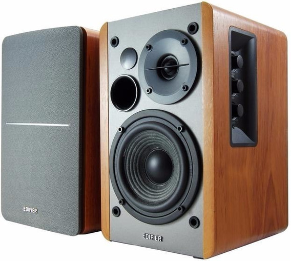 Caixa De Som Edifier R1280db Monitor Amplificado Para Djs