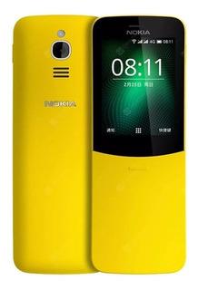 Celular Nokia 8110 Dual Chip Wi-fi 4g 100% Original Lacrado
