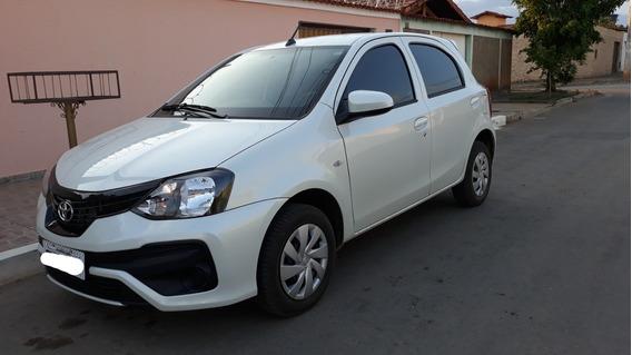 Toyota Etios 1.3 Ano 19/20 Oportunidade