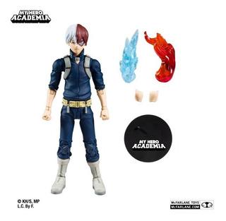 My Hero Academia Shoto Todoroki Figura Mcfarlane Original