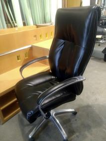 Cadeira Presidente Couro