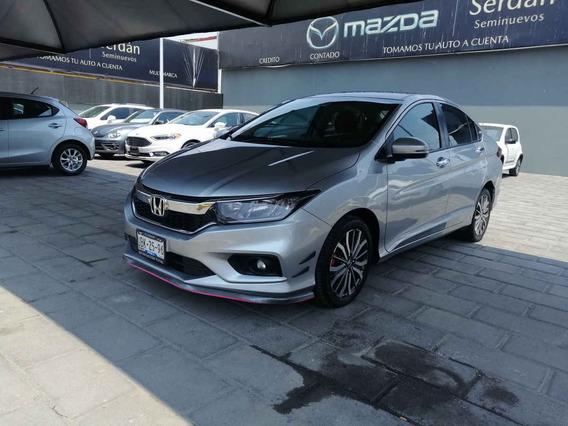 Honda City 2019 4p Ex L4/1.5 Aut