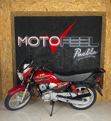 Imagen 1 de 8 de Motofeel Puebla  - Tvs Hlx150  - @motofeelpue