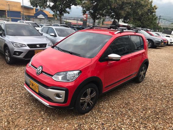 Volkswagen Cross Up 2018