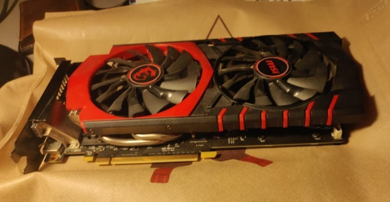 Msi Gtx 960 4gb Perfecto Estado (leer Descripcion!)