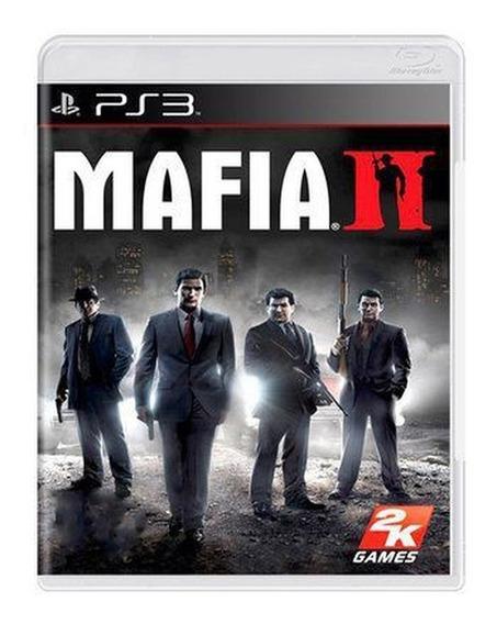 Mafia 2 - Ps3 - Original - Mídia Física - Usado
