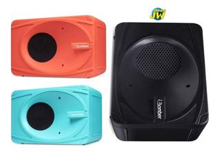 Parlante Portatil Bluetooth Mini Bomber