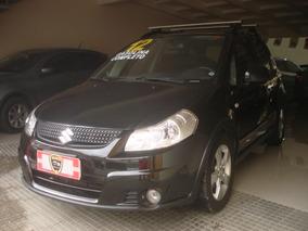 Suzuki Sx4 2.0 4wd 5p Completo 2012 Bancos Em Couro