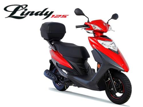 Scooter Haojue Lindy  Zero Km