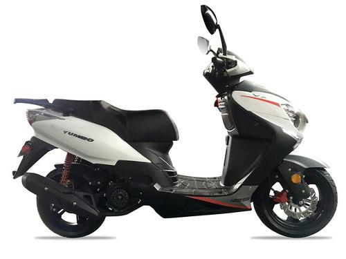Yumbo  Vx 4 125 Scooter Financia En 36 Cuotas Delcar Motos®