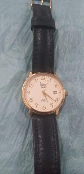 Relógio Dumont Original Zerado Sem Arranhões Ou Uso