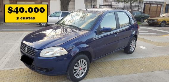 Fiat Palio Elx 1.4 - Dubai Autos