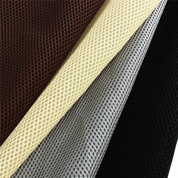 4mts Cinza E 4mts Bege Forro Tecido Caixas De Som Gradiente