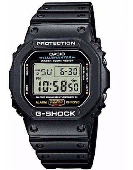 Relógio Casio Masculino G-shock Dw-5600e 1vdf Digital Oferta