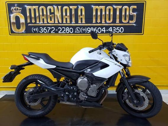 Yamaha Xj6 N - 2013 - Branca - Km 19.000 - 1197740-1073