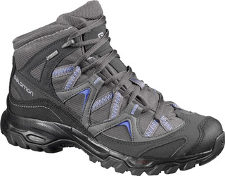 Botas Mujer - Salomon -cagliari Mid Gtx- Impermeable -hiking
