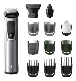 Cortabarba Pelo Multigroom Philips Mg7715/15 13 En 1