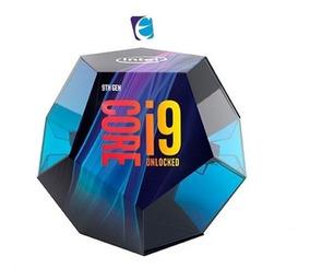 Processador Intel 9ª Ger Core I9 9900k Coffee Lake Refresh I