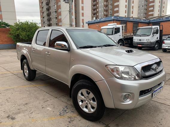 Toyota Hilux Srv Aut 2011