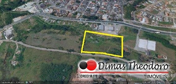 Vende Área 14.500 M² - Industrial Suzano - 841