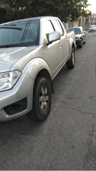 Nissan Frontier 2015 2.5 S Cab. Dupla 4x4 4p