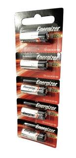 Pack 5 Pila 23a Energizer A23 Alcalina Batería 12v Todopilas